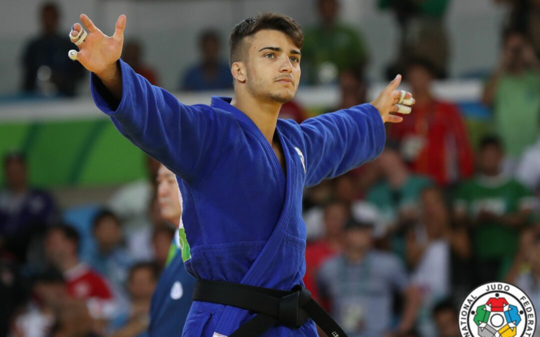 WHAT ARE THE TOP 3 ITALY'S BEST EVER JUDOKAS?
